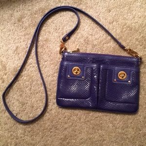 Marc By Marc Jacobs Purple Crossbody